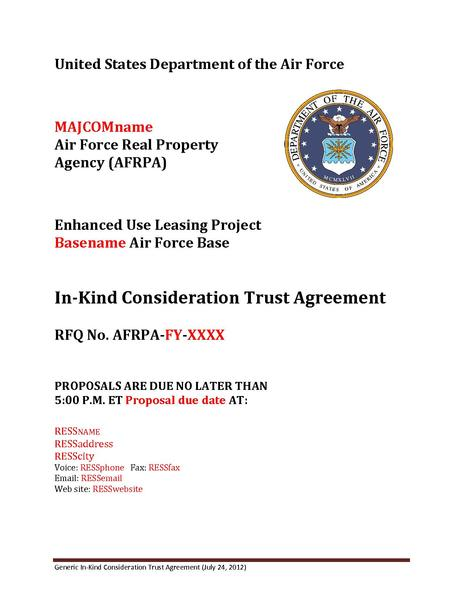 File:Air Force Generic In-Kind Consideration Trust Agreement.pdf