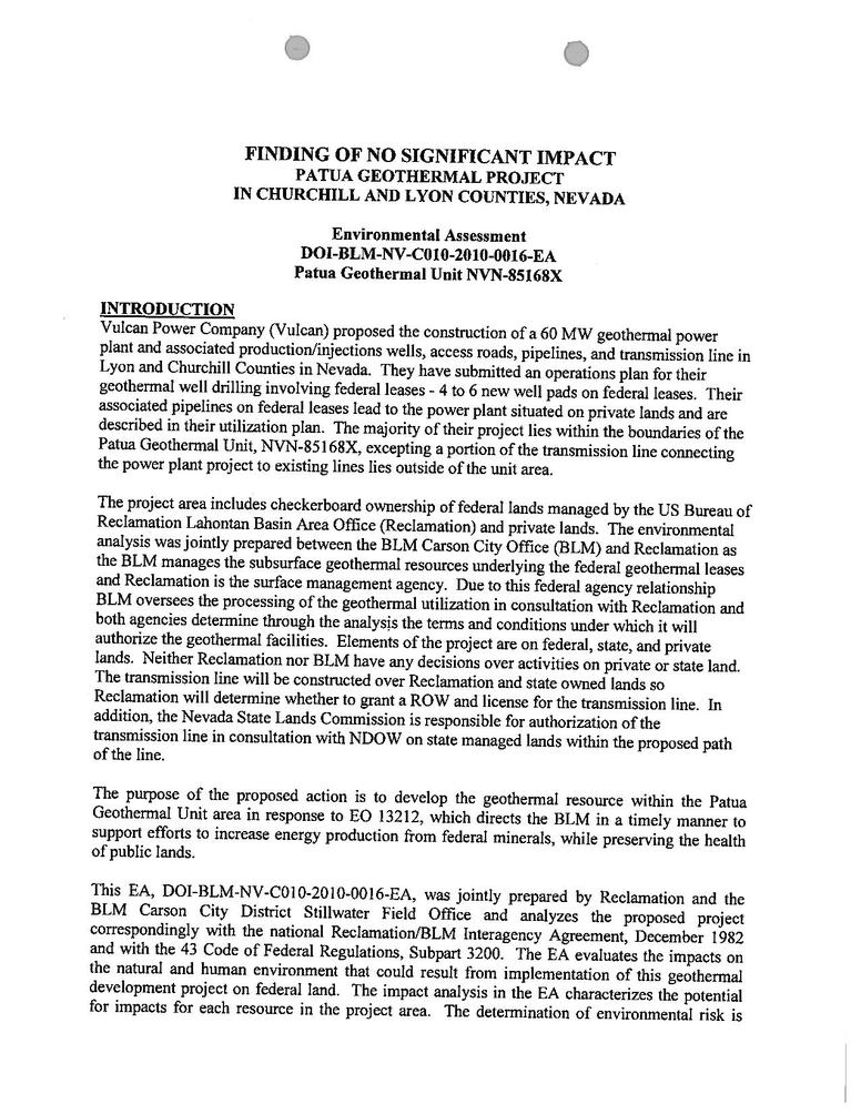 File:Patua Geothermal Utilization BLM FONSI DR Oct 2010.pdf