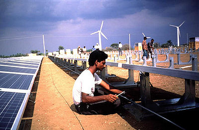 India Clean Energy Project