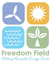Logo: Freedom Field