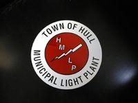 Logo: Hull Municipal Light Plant