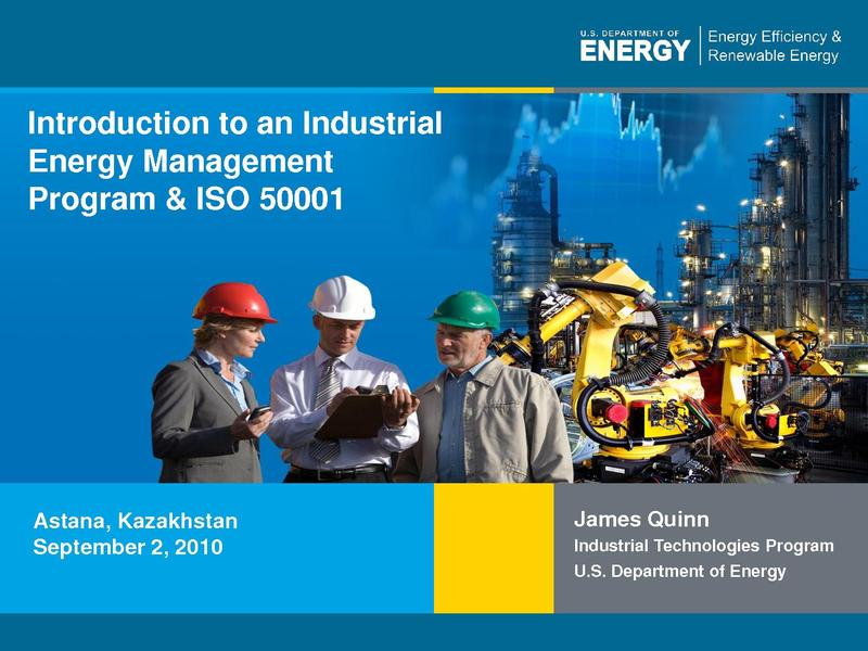 File:Kazakh Seminar - Day 2 morning2, EM and ISO 50001, Quinn 8.18.10 English FULL.pdf