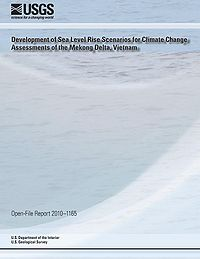 Development of Sea Level Rise Scenarios for Climate Change Assessments of the Mekong Delta, Vietnam Screenshot