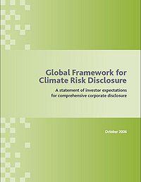 Global Framework for Climate Risk Exposure Screenshot