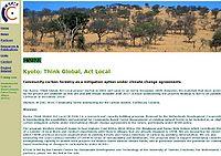Kyoto: Think Global, Act Local (K:TGAL) Screenshot