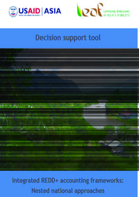 Decision Support Tool: Integrated REDD+ accounting frameworks: Nested national approaches Screenshot