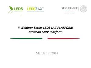 Mónica Echegoyen López; Elizabeth Mosqueda, Mexican MRV Platform.pdf