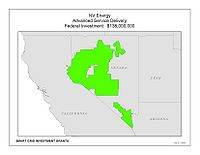 Coverage Map: NV Energy, Inc. Smart Grid Project