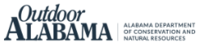 Logo: Alabama Department of Conservation and Natural Resources