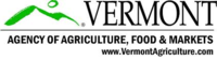 Logo: Vermont Agency of Agriculture, Food and Markets