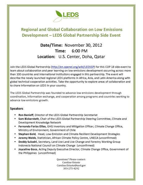 File:LEDSGPDoha - Advancing Collaborative Action for Low Emissions Development.pdf