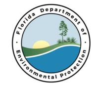Logo: Florida Department of Environmental Protection