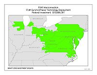 Coverage Map: PJM Interconnection, LLC Smart Grid Project
