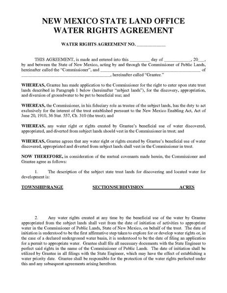 File:NMSLO Water Rights Agreement.pdf