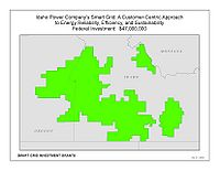 Coverage Map: Idaho Power Company Smart Grid Project