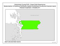 Coverage Map: Snohomish County Public Utilities District Smart Grid Project