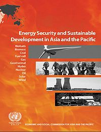 Energy Security and Sustainable Development in Asia and the Pacific Screenshot