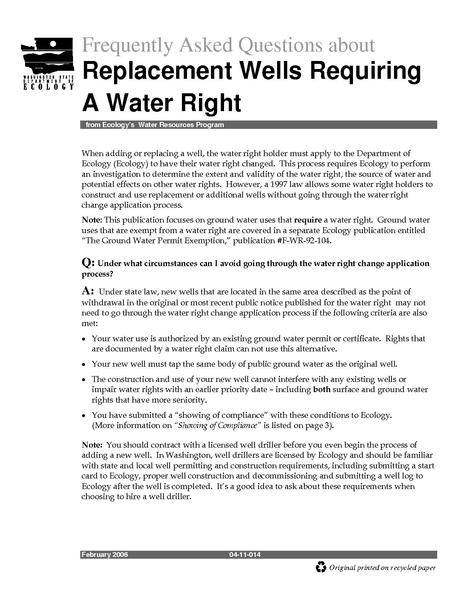File:WSDE Replacement Wells Requiring a Water Right.pdf