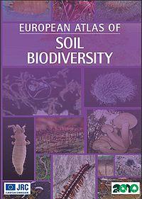European Atlas of Soil Biodiversity Screenshot