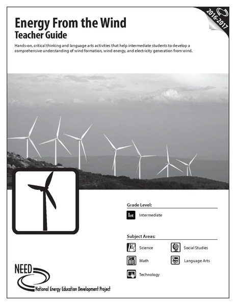 File:Energy from the Wind Teacher Guide.pdf