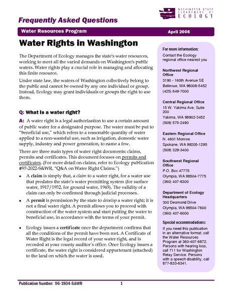 File:Washington Water Right's FAQs.pdf