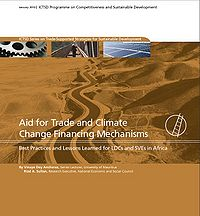 Aid for Trade and Climate Change Financing Mechanisms: Best Practices and Lessons Learned for LDCs and SVEs in Africa Screenshot