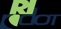 Logo: Rhode Island Department of Transportation