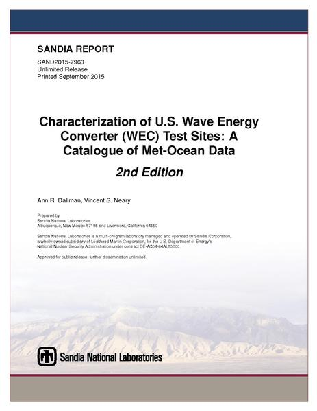 File:SNL US WEC TestSiteCatalogue 2ndEdition Part1.pdf