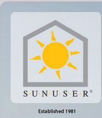 Logo: Sunuser