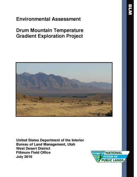 File:Standard Steam Drum Mountain EA FONSI 2010 07 29 2010.pdf