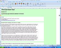 Cool Farm Tool Screenshot
