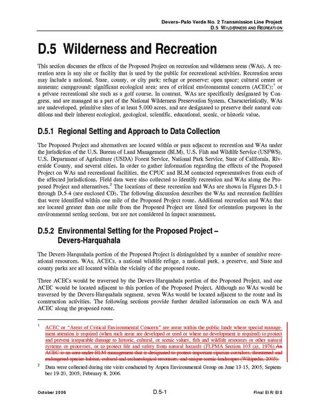 File:Devers Palo Verde No2-FEIS D5 Wilderness Recreation.pdf