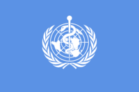Logo: World Health Organization (WHO)