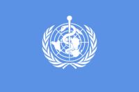 Logo: World Health Organization (WHO)