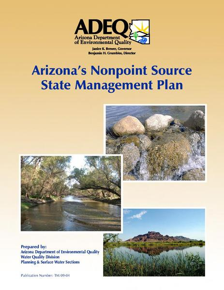 File:Arizona Nonpoint Source State Management Plan.pdf
