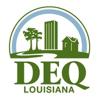 Logo: Louisiana Department of Environmental Quality