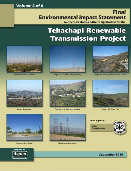 File:Tehachapi Renewable FEIS Volume IV Appendix 4.pdf
