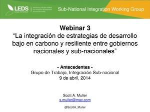 Grupo de Trabajo, Integración Sub-nacional - Scott Muller.pdf