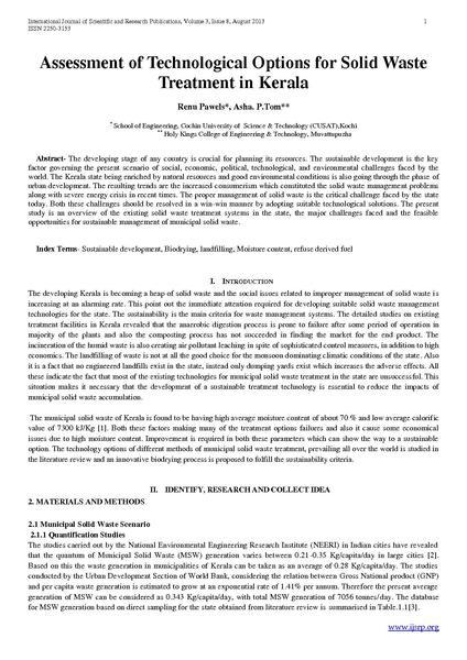 File:Assessment tech waste Kerala.pdf