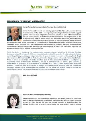 Bios de expositores y panelistas 2.pdf