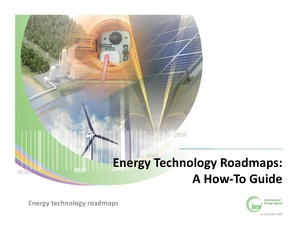 Energy Technology Roadmaps: A How-to Guide - International Energy Agency