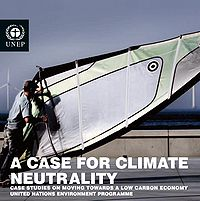 A Case for Climate Neutrality: Case Studies on Moving Towards a Low Carbon Economy Screenshot
