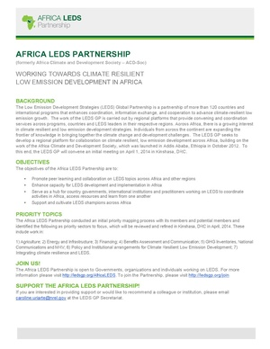 Africa LEDS Partnership Factsheet.pdf