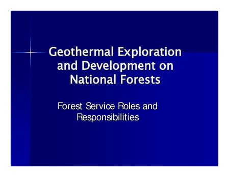 File:Geothermal Exploration and Development on National Forests.pdf