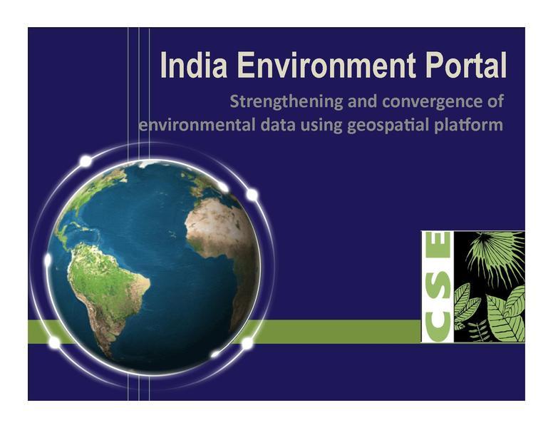 File:India Environment Portal - CSE.pdf