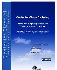 CCAP-Data and Capacity Needs for Transportation NAMAs Screenshot