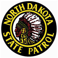 Logo: North Dakota Highway Patrol