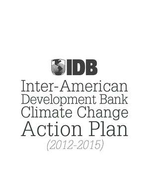 Inter-American Development Bank Climate Change Action Plan (2012-2015).pdf