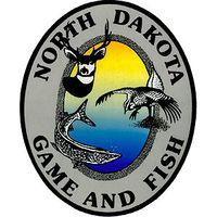 Logo: North Dakota Game and Fish Department
