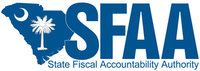 Logo: South Carolina State Fiscal Accountability Authority